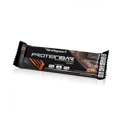 Infisport PROTEIN BAR SECUENCIAL Chocolate